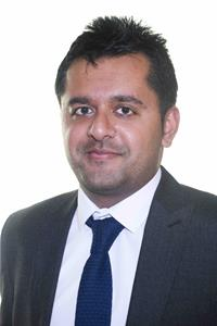 Profile image for Councillor Primesh Patel