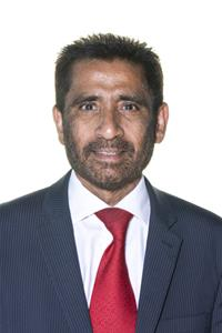 Profile image for Councillor Krishna Suresh