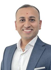Profile image for Councillor Nitesh Hirani